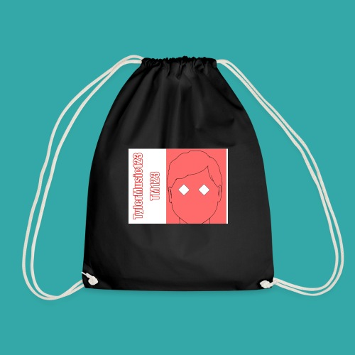 TylerMusic123 jpg - Drawstring Bag