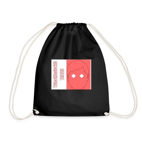 TylerMusic123 jpg - Drawstring Bag