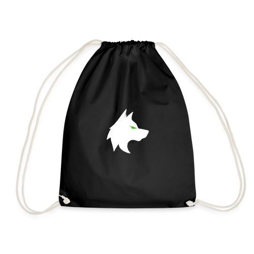 wolf png - Drawstring Bag
