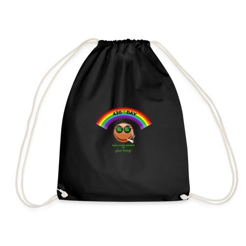 Day 420 / B - Drawstring Bag