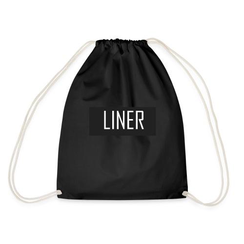 Official Linercaptain Merchandise - Drawstring Bag