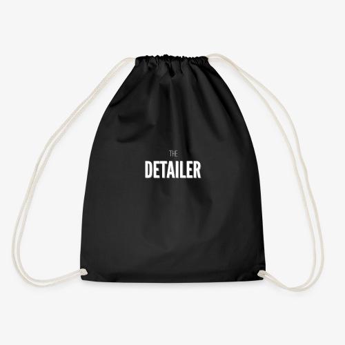The Detailing Bag - Drawstring Bag