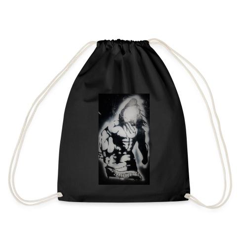 Shiva01 - Drawstring Bag