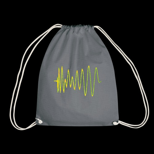 Boom 909 Drum Wave - Drawstring Bag
