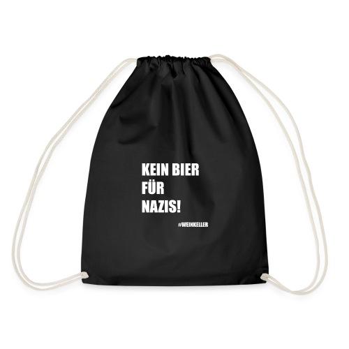 Kein Bier für Nazis! - Turnbeutel