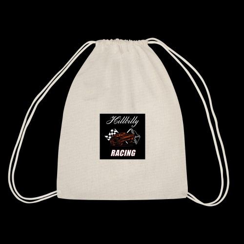 Hillbilly racing merchandise - Gymtas