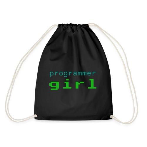 Programmer Girl - Worek gimnastyczny