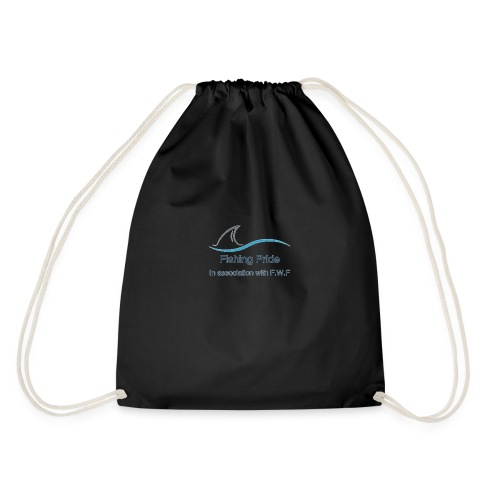 Official Fishing Pride Merchandise - Drawstring Bag