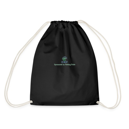 Fishing With Friends - Sponsored by Fishing Pride - Drawstring Bag