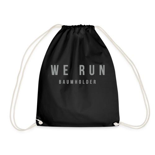 WE RUN BAUMHOLDER T-Shirt - Turnbeutel