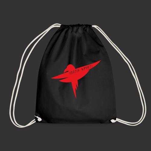 Raven Red - Drawstring Bag