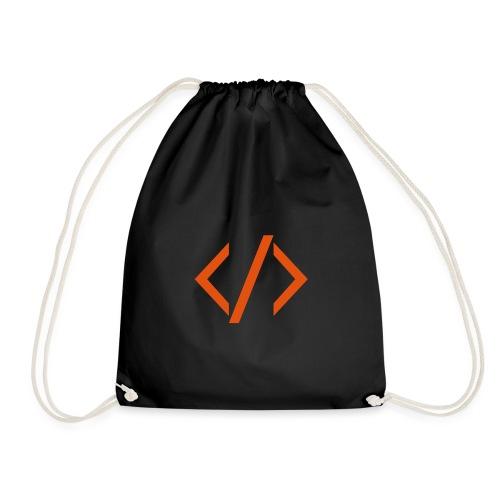 Code - Drawstring Bag