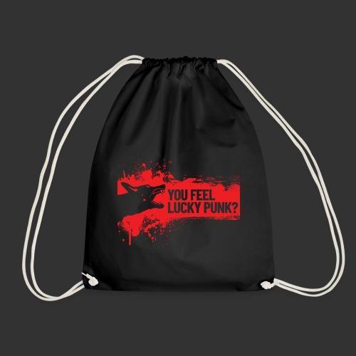 K9 Punk - Drawstring Bag