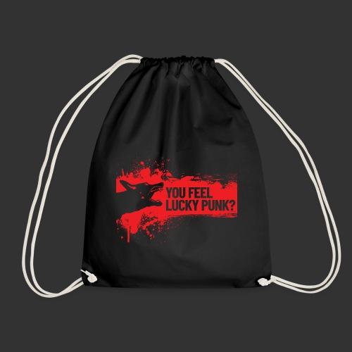 K9 Punk - Drawstring Bag