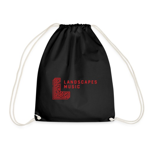 Landscapes Music - W/R - Drawstring Bag