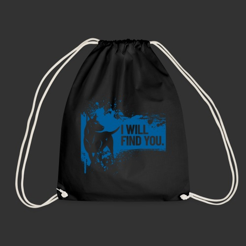 Rescue - Drawstring Bag