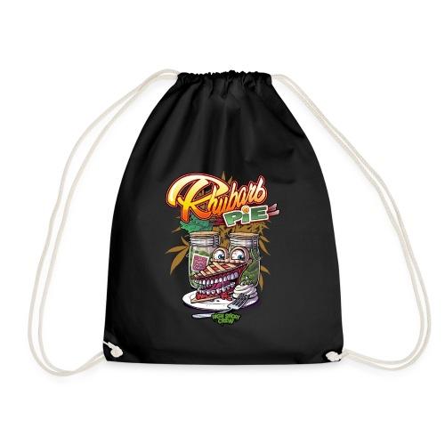 Rhubarb Pie - Logo - Sac de sport léger