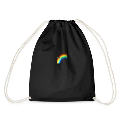 RainbowDave Gaming Logo - Drawstring Bag