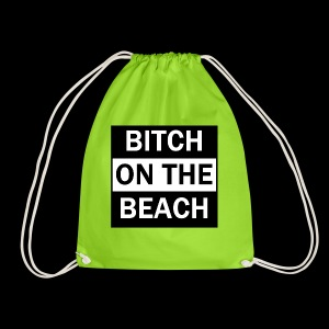 Bitch on the beach - Turnbeutel