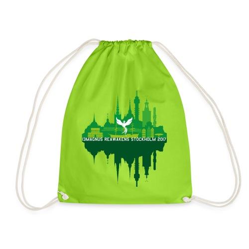 13MAGNUS Stockholm Mirror - Drawstring Bag