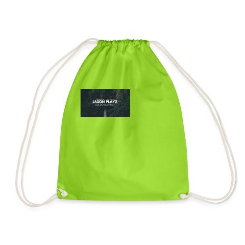 Jason Playz - Drawstring Bag
