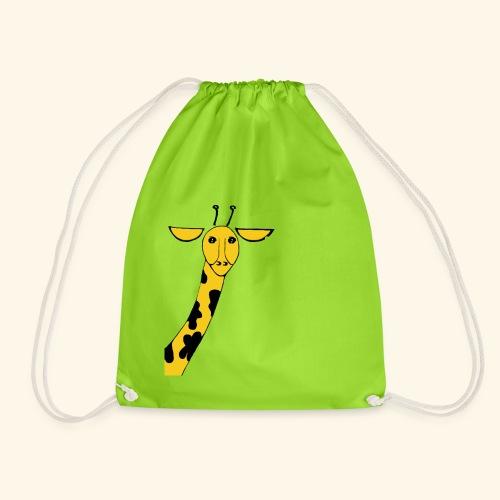 Giraffe - Drawstring Bag