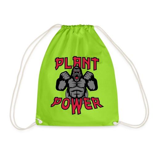 Plant Power - Turnbeutel