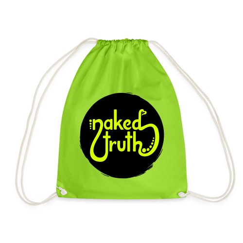 naked truth - Turnbeutel