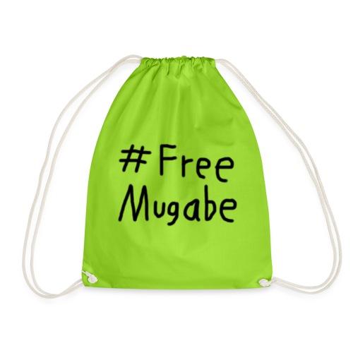 Free Mugabe - Turnbeutel