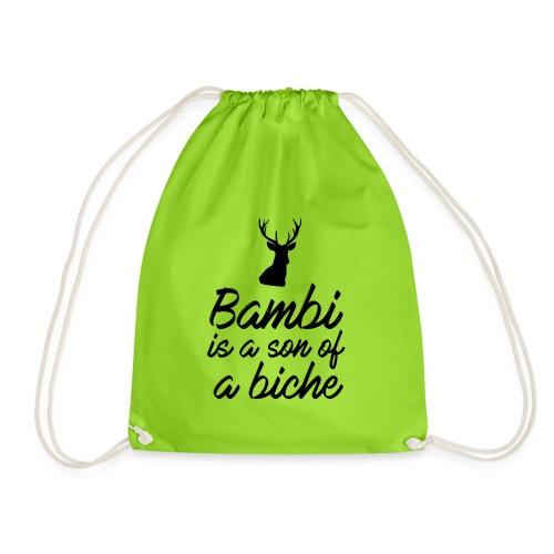 Bambi is a son of a biche - Sac de sport léger