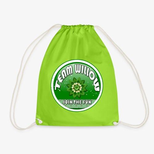 TEAM WILLOW - Drawstring Bag