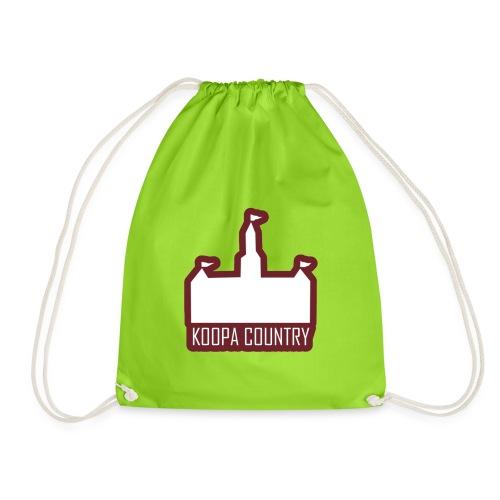 Koopa Country - Sac de sport léger