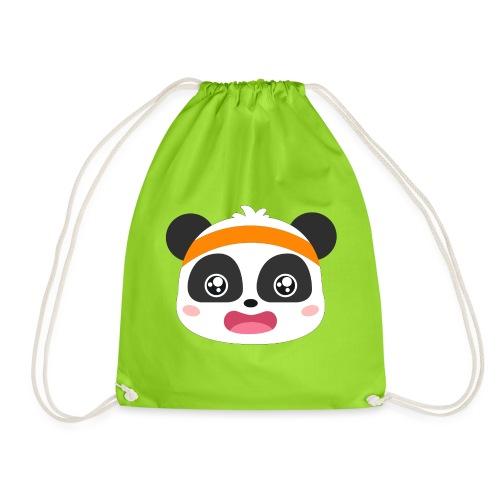 bebe panda - Mochila saco