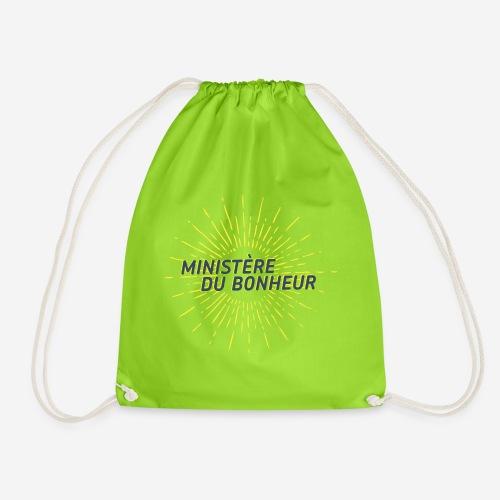 Ministère du Bonheur - Sac de sport léger