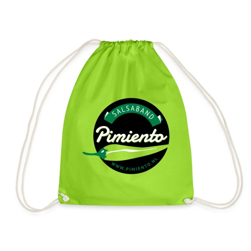 Salsaband Pimiento T-shirt Rood - Gymtas