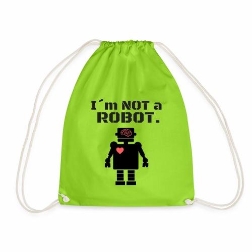 I'm not a robot - Mochila saco