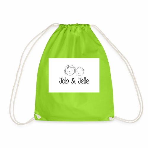 Job & Jelle   Logo - Gymtas