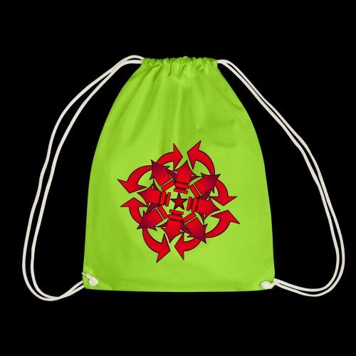 Chaos sphere - Drawstring Bag
