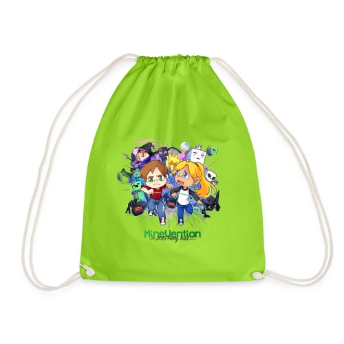 MineVention 2019 Party Tour - Drawstring Bag