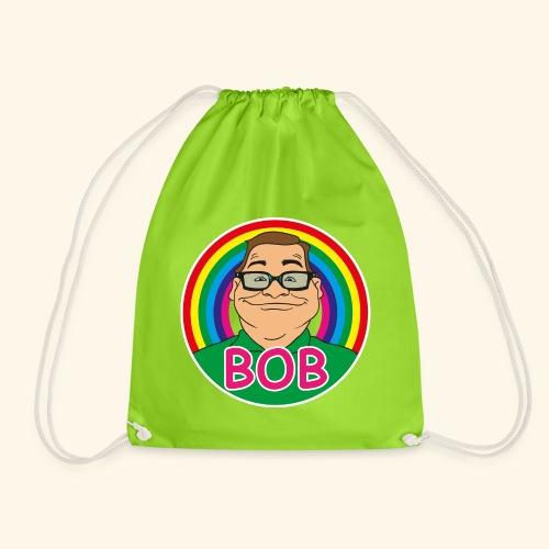 BOB dem sein Logo - Turnbeutel