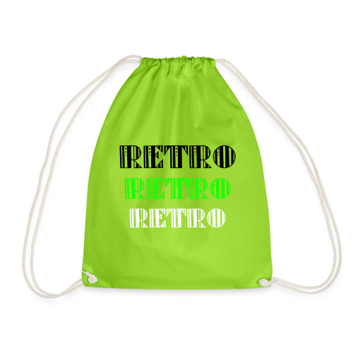 Retro Collections - Gymbag