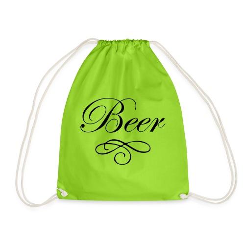 Beer - Turnbeutel