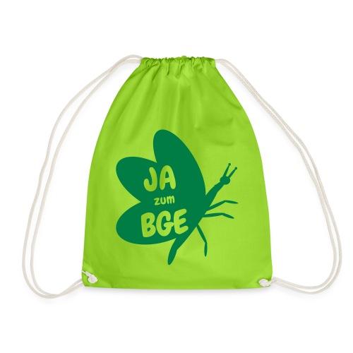 BGE - Frei sein wie ein Schmetterling - Turnbeutel