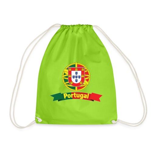 Portugal Campeão Europeu Camisolas de Futebol - Drawstring Bag