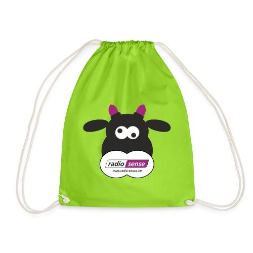 RADIO-SENSE: Crazy Cow - Turnbeutel