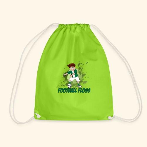 Hibees Football Floss - Drawstring Bag