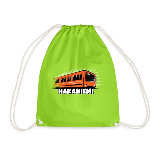 13- METRO HAKANIEMI - HELSINKI - LAHJATUOTTEET - Jumppakassi