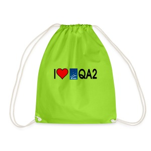 ilovealmaqa2 - Drawstring Bag