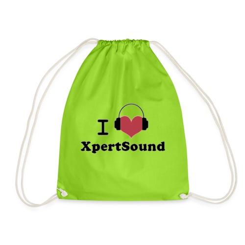 I Love XpertSound - Sac de sport léger