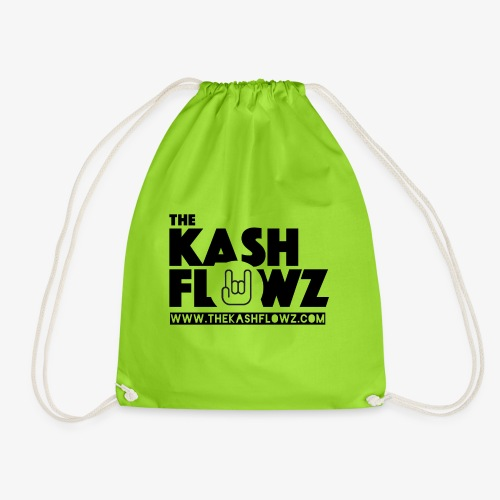The Kash Flowz Official Web Site Black - Sac de sport léger